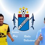 Defensor La Bocana: Chemo Ruiz y Rubén Valladares, vuelven