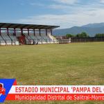 """Conozca el estadio municipal """"Pampa del Gol"""" [VIDEO]"""